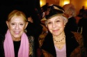 Hello, Dolly! star Sondra Lee (the original Minnie Fay) and Marge Champion Photo