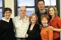 The cast: Marc Carver, Patrick Husted, Kathleen Doyle, Robert Krakovski, Deanna Dunme Photo