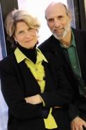 Creators Janet Surrey and Stephen Bergman