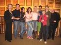 Laila Robins, Peter Strauss, Sarah Grace Wilson, Molly Ward, Tricia Walsh-Smith, Deba Photo