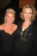 CeCe Black and Laila Robins