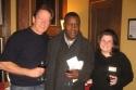 Peter Strauss, Tazewell Thompson and Jodi Schoenbrun Carter Photo