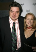 Oliver Platt and Patricia Clarkson