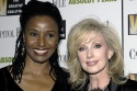 B. Smith and Morgan Fairchild