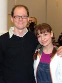John Carrafa and Jessica-Snow Wilson