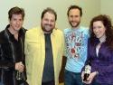 Rick Holmes, Jordan Gelber, Gibson Frasier and Lisa Jolley Photo
