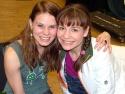 Celia Keenan-Bolger and Jessica-Snow Wilson