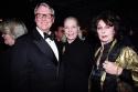 Mike Nichols, Lauren Bacall and Ellen Adler
