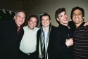 Clif Thorn, Michael Lavine, Jim Testa, Bryan Batt and Dann Fink