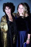 Ellen Adler and Brando's niece, Katherine Lovering