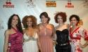 Ensemble members Nina Lafargo, Asmeret Ghebremichael, Rosie Lani Fiedelman, Janet Dac Photo
