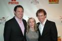 Producers Kevin McCullum, Jill Furman, and Jeffrey Seller