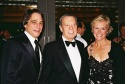 Tony Danza, Cy Coleman and Glenn Close