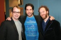 David Catlin, David Schwimmer, Lisa Green and Joey Slotnick