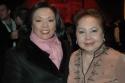 Cynthia Onrubia (original A Chorus Line cast) and mother Cely Onrubia (original Flowe Photo