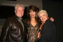 What a lucky man Gary Pudney is, as he poses with Lucie Arnaz and Valerie Armstrong