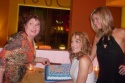 Robin Baxter (Rosie), Vicki Van Tassel (Tanya), and Carol Linnea Johnson (Donna)