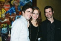 Matthew Scott, Erica Piccininni and Dominic Nolfi