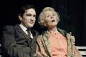 Ben Chaplin and Angela Thorne