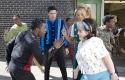 """Elijah Kelley as """"Seaweed J. Stubbs"""", Zac Efron as Link Larkin, Amanda Bynes  as """"Pe Photo"""