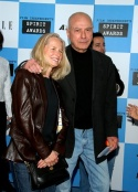 Alan Arkin and wife