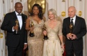 Forest Whitaker, Jennifer Hudson, Helen Mirren and Alan Arkin