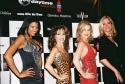 Renee Elise Goldsberry (OLTL's Evangeline Williamson), Susan Lucci, Bobbie Eakes and Kassie DePaiva (OLTL's Blair Cramer)