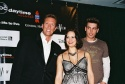 Walt Willey, Syndey Penny and Brent Webber (AMC's Sean Montgomery)