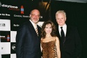 Brian Frons (President of ABC Daytime), Susan Lucci and Anthony Geary (GH's Luke Spencer)
