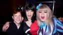 Ken Kleiber, Carmella Cann and Clover Honey Photo