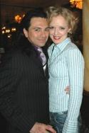Luis Vilabon and Nancy Anderson