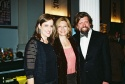 Mara Manus (Executive Director, Public Theater), Laurie Eustis and Oskar Eustis Photo