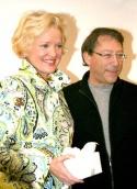 Christine Ebersole & Stuart Weitzman