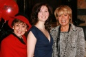 Anne Rogers, Summer Strallen and Elaine Paige at the launch of The Drowsy Chaperone