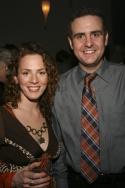 Krissy Shields and Derek Zasky (William Morris)