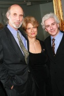 Creators Stephen Bergman and Janet Surrey with Rick Lombardo (Director)
