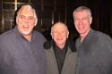 Jim Brochu and Steve Schalchlin with Terrence McNally Photo