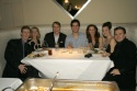 Mark Ledbetter, Jacqueline Bayne, Kilty Reidy, Paul Schaffer, Heather Parcells, Danette Holden, Robert Creighton