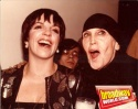 Liza Minnelli and Kay Thompson
