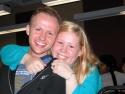 Marty Thomas and Caitlin VanZandt