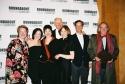 Marceline Hugot, Karen Walsh, Robin Bartlett, James Rebhorn, Susan Pellegrino, John Rothman and MacIntyre Dixon