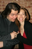 Chip Leonard and Jennifer Butt (Original Cast Member)