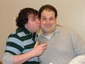 Todd Buonopane and Jordan Gelber Photo