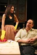 Dee Dee Friedman and Timothy Scott Harris
