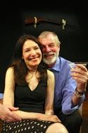 Dee Dee Friedman and Baz Snider