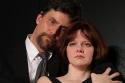 Phil Gallagher and Rebecca Ellis