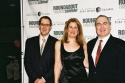 Harold Wolpert (Roundabout Theatre Company's Managing Director), Julia Levy (Roundabo Photo