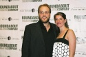 Alexander Gemignani and fiancee Erin Ortman