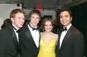 Paul Castree, Jason Michael Snow, Brooke Tansley and Jose Llana Photo