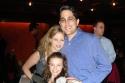Bridget Clark, lyricist Amanda Yesnowitz and Brian Feinstein